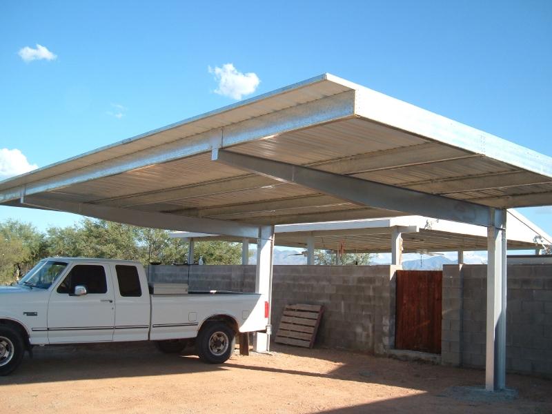 Residential Carports Performance Steel Buildings