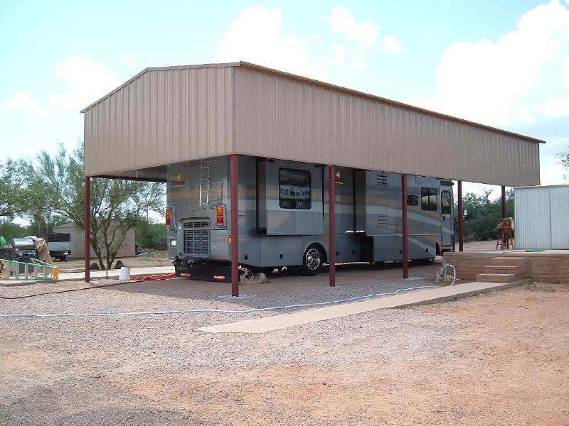 Rv Covers Performance Steel Buildings